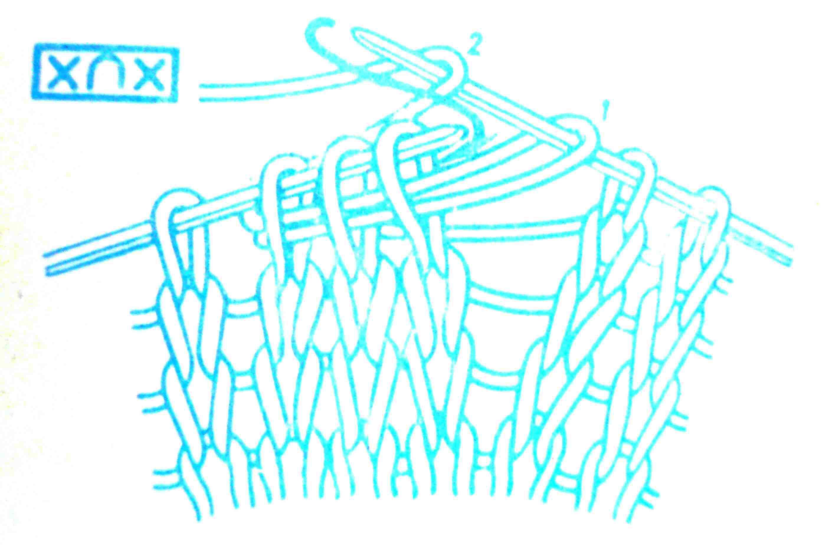 Узоры для вязания спицами » Более 750 схем с описанием 16