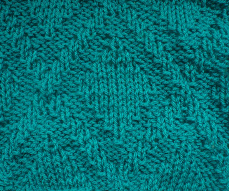Вязание текстурный узор