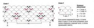 Ажурный жакет вязание крючком схема вязания