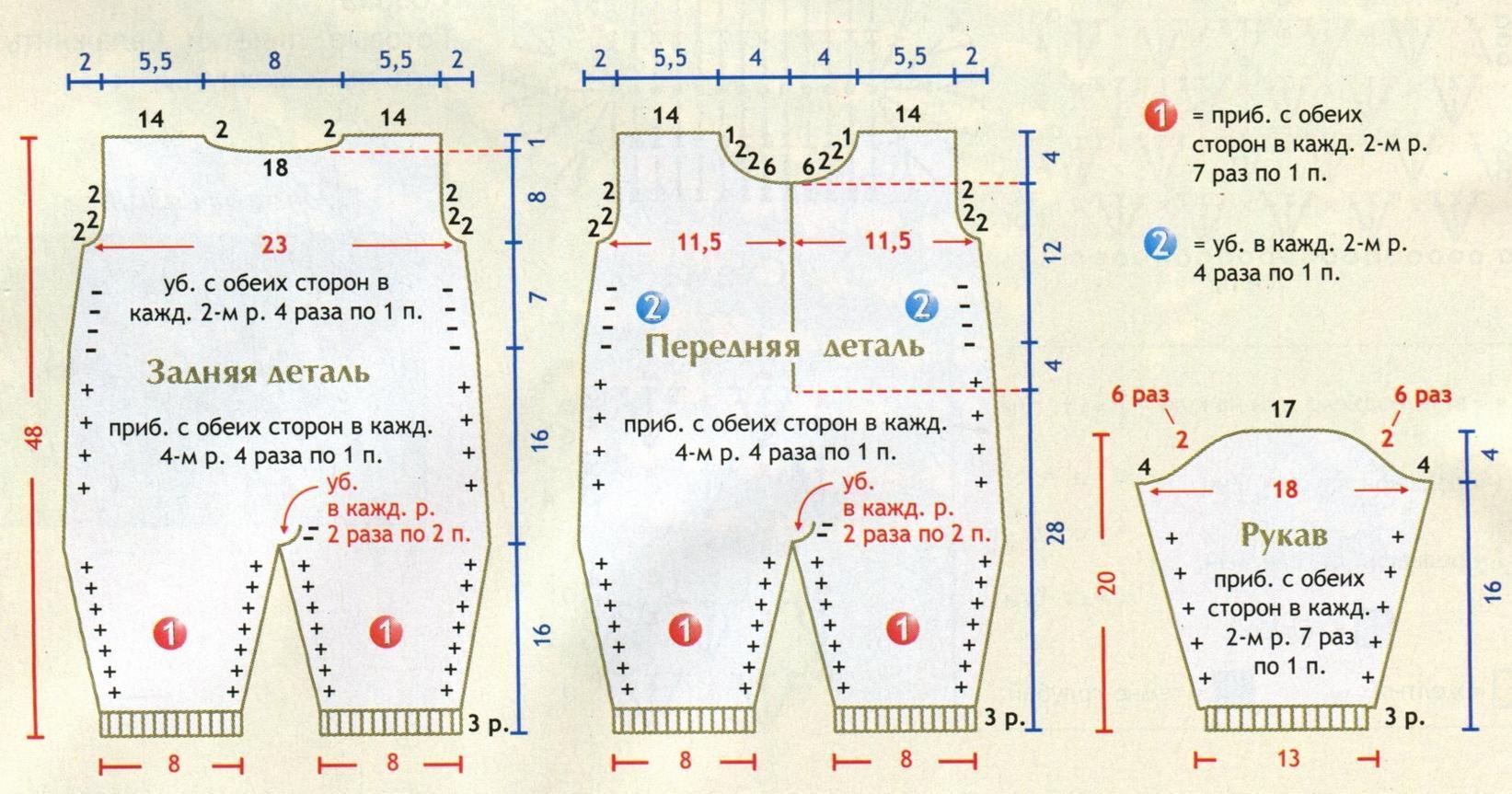 Вязание спицами для новорожденного комбинезона бесплатно