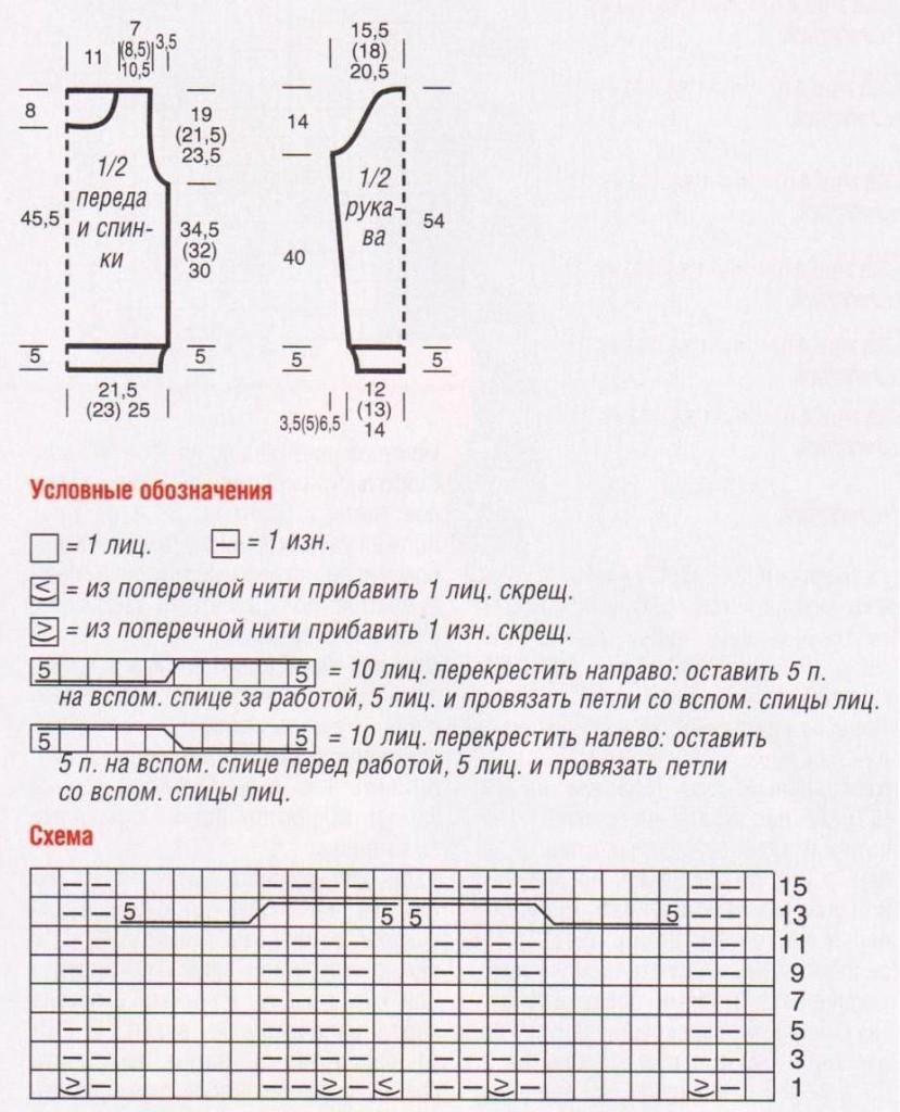 Связать рубан схема описание
