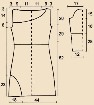 Как сшить платье  3 в одном