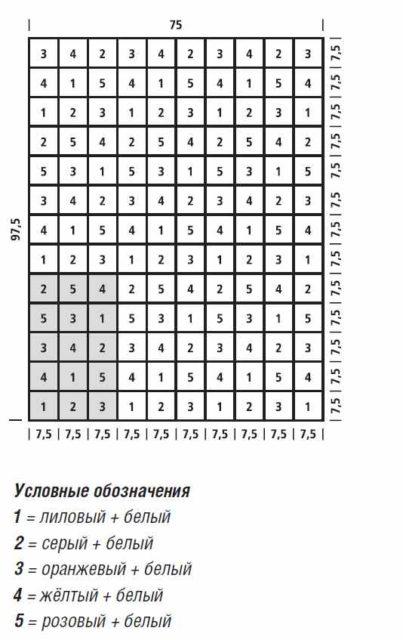detskij-pled-krjuchkom-sxema